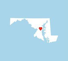 Maryland Love by Maren Misner