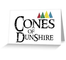 Dunshire Attack! Greeting Card