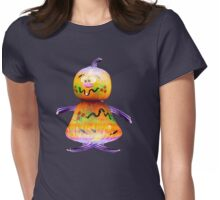 Mr Pumkin Womens Fitted T-Shirt