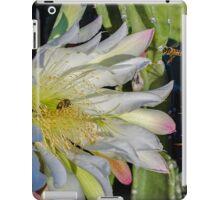 Night Blooming Cereus Cactus iPad Case/Skin