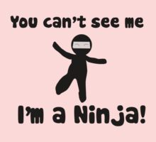 Ninja humor Kids Clothes