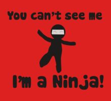 Ninja humor Kids Clothes
