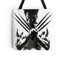 Wolverine painting  Tote Bag