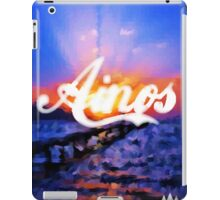 Acrylic Ainos  iPad Case/Skin
