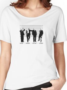 Architects Lineup Architecture T-Shirt Women's Relaxed Fit T-Shirt