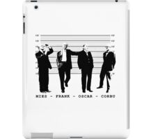 Architects Lineup Architecture T-Shirt iPad Case/Skin