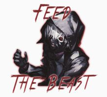Feed The Beast One Piece - Short Sleeve