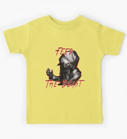 Feed The Beast Kids Tee