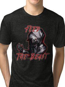 Feed The Beast Tri-blend T-Shirt