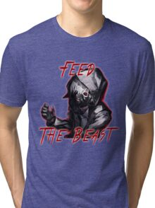Feed The Beast Tri-blend T-Shirt