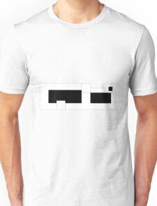 full and empty Unisex T-Shirt
