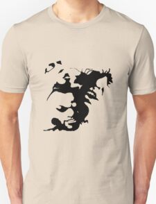 Ink stain Crazy T-Shirt
