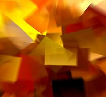 Cubistic Tendencies by Benedikt Amrhein