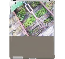 Nature is Taking it Back iPad Case/Skin