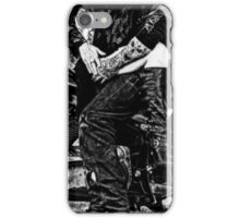 Biker Love iPhone Case/Skin