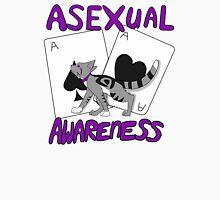 Asexual Awareness Cat Unisex T-Shirt