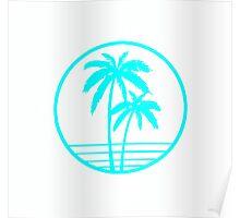 California beach club Poster