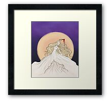 Prophecy Girl Framed Print