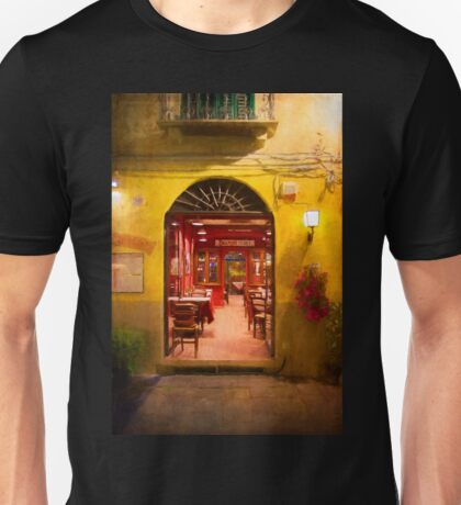 Lucca Dining  Unisex T-Shirt