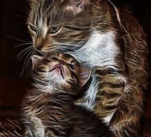 Momma & Babe by Tracy Deptuck