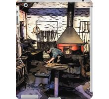 THE CLEVER IRONMONGER iPad Case/Skin
