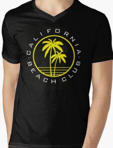 California beach club Mens V-Neck T-Shirt