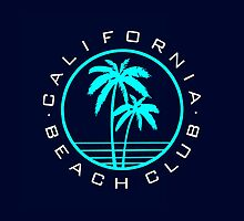 California beach club by David Top