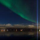 Lights of the night II by Ólafur Már Sigurðsson