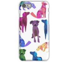 Dog Pattern iPhone Case/Skin