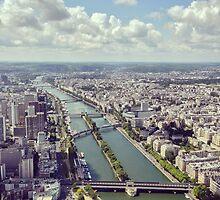 Paris by Sophie Higgins