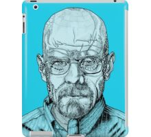 Walter White Portrait iPad Case/Skin
