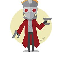 Star Lord! by TirzahDesigns