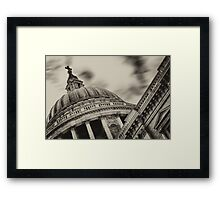 St Paul's Cathedral, London Framed Print