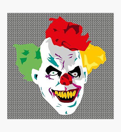 google clown Photographic Print