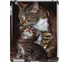 Momma & Babe iPad Case/Skin