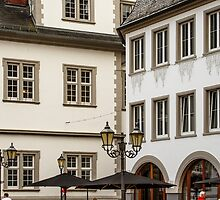 Willi-Horter-Platz, Koblenz, Germany by fotosic