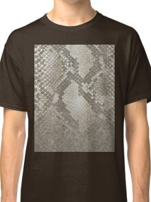 Shimmer (Gold Snake Glitter Abstract) Classic T-Shirt