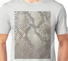 Shimmer (Gold Snake Glitter Abstract) Unisex T-Shirt