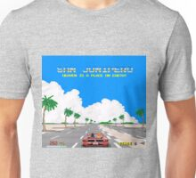 Black Mirror / San Junipero / Out Run Unisex T-Shirt