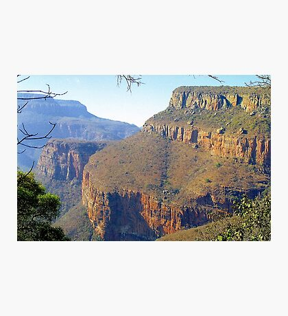 Blyde River Canyon, South Africa Photographic Print