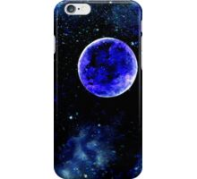 The Blue Planets iPhone Case/Skin