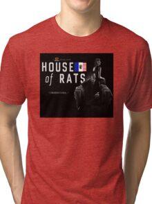 HOUSE OF RATS Tri-blend T-Shirt