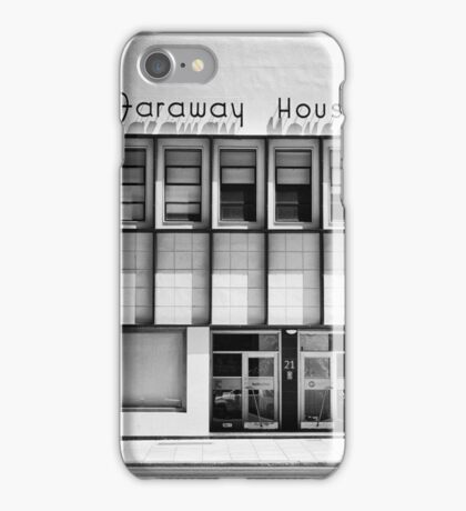Faraway House iPhone Case/Skin