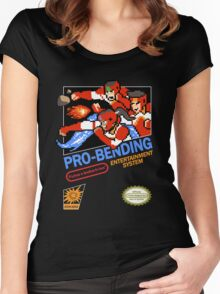 Pro-Bending Women's Fitted Scoop T-Shirt