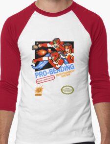Pro-Bending Men's Baseball ¾ T-Shirt