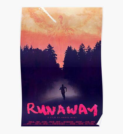 Kanye West -  Runaway Movie Poster Poster