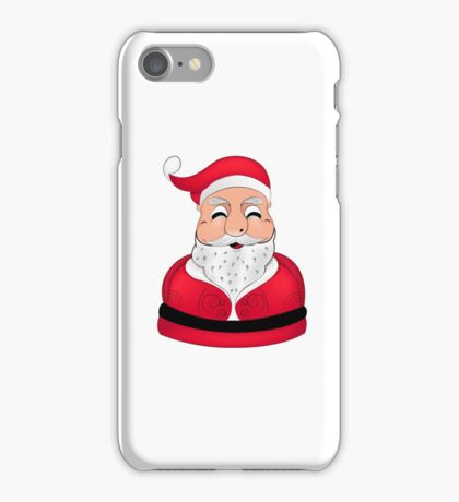 Santa- HO Ho Ho iPhone Case/Skin