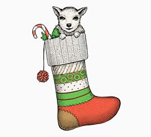 Christmas goat Unisex T-Shirt