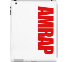 AMRAP iPad Case/Skin
