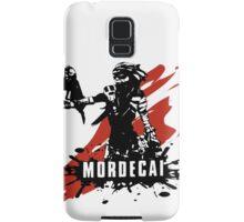 Mordecai Samsung Galaxy Case/Skin
